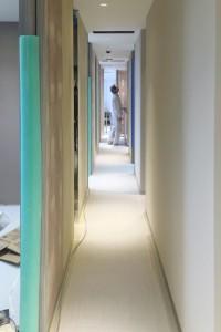 工事中の歯科医院の設計チェック